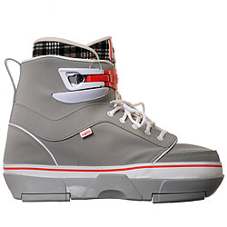 VALO EB 1 GREY BOOT ONLY