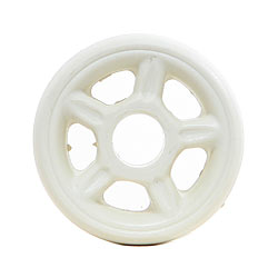 Razor White Anti Rocker 42mm