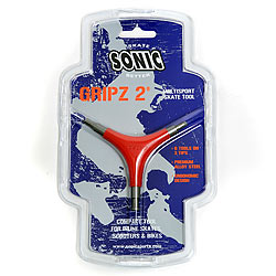Sonic Red Gripz 2 Tool