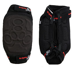 TRIPLE 8 EXOSKIN ELBOW PADS